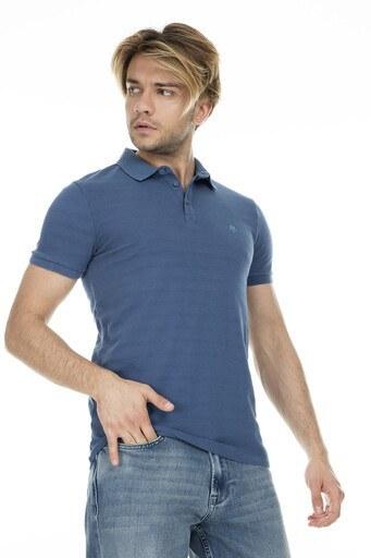 Mavi Polo Erkek T Shirt 064121-28453 İNDİGO