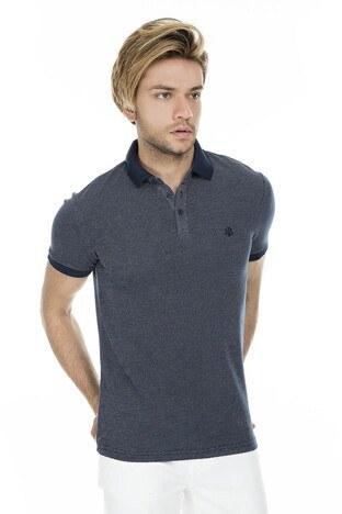 Mavi - Mavi Polo Erkek T Shirt 065424-28417 LACİVERT