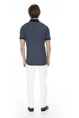 Mavi Polo Erkek T Shirt 065424-28417 LACİVERT
