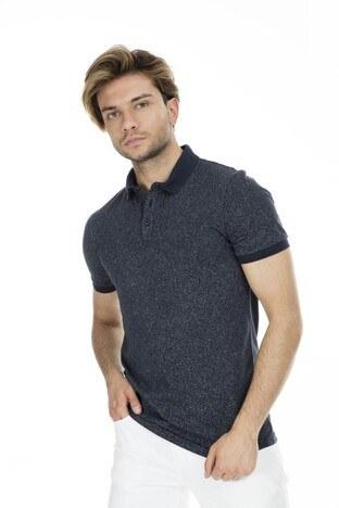 Mavi - Mavi Polo Erkek T Shirt 065429-28417 LACİVERT