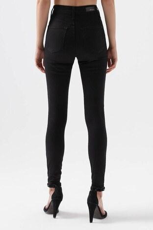 Mavi Serenay Yüksek Bel Süper Skinny Dar Paça Pamuklu Jeans Bayan Kot Pantolon 100980-29643 SİYAH