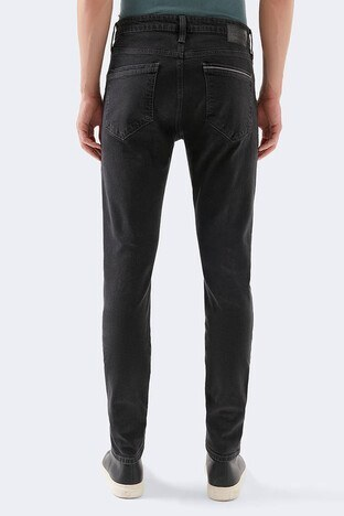 Mavi Skinny Dar Paça Pamuklu James Jeans Erkek Kot Pantolon 0042431949 ANTRASİT