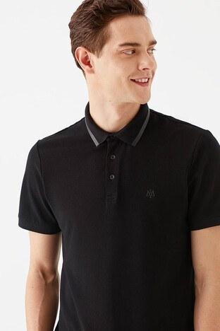 Mavi T Shirt Erkek Polo 065970-900 SİYAH