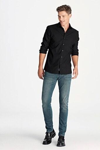 Mavi Slim Fit Dar Paça Pamuklu Marcus Jeans Erkek Kot Pantolon 0035129616 AÇIK LACİVERT