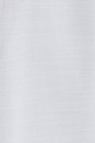 Mavi Tek Cepli Erkek Gömlek 021672-620 BEYAZ