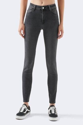 Mavi Yüksek Bel Skinny Tess Jeans Bayan Kot Pantolon 100328-31251 ANTRASİT