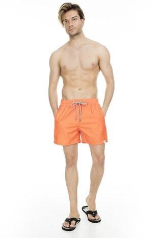 Miami Beach - Miami Beach Erkek Mayo Short 3801002 ORANGE
