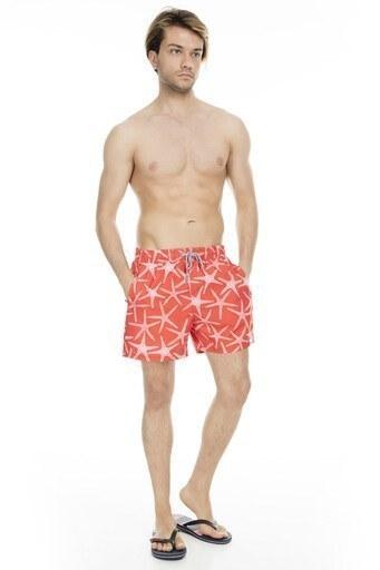 Miami Beach Erkek Mayo Short 3801006 KİREMİT