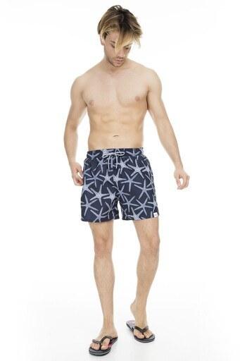 Miami Beach Erkek Mayo Short 3801006 SİYAH