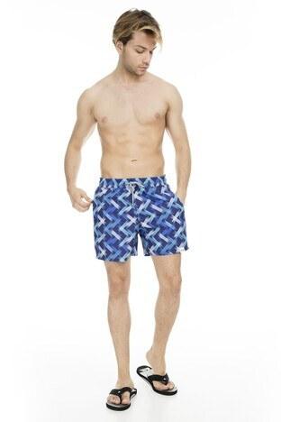 Miami Beach - Miami Beach Erkek Mayo Short 3801007 SAKS