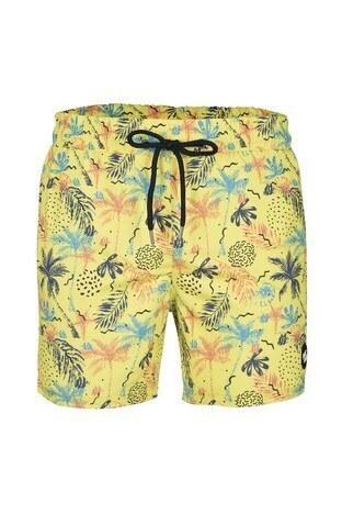 Miami Beach - MIAMI BEACH Erkek Mayo Short 380901V1 SARI