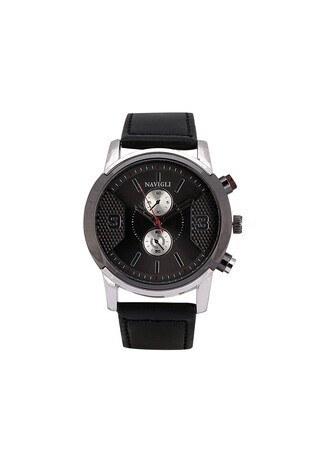 Navigli - Navigli Erkek Saat 380206 SİYAH