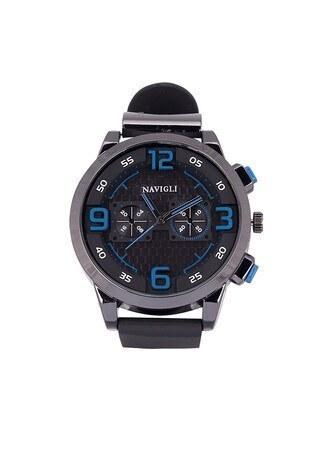 Navigli - Navigli Erkek Saat 3981S02 SİYAH