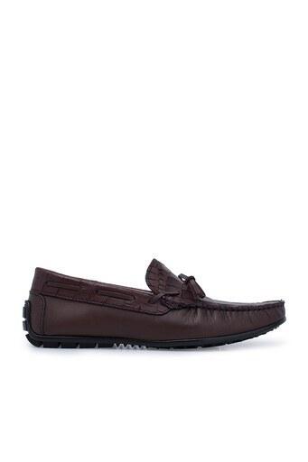 Navigli Hakiki Deri Erkek Ayakkabı 56441332P KAHVE