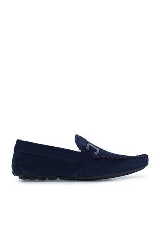 Navigli - Navigli Süet Erkek Ayakkabı 56442310S LACİVERT