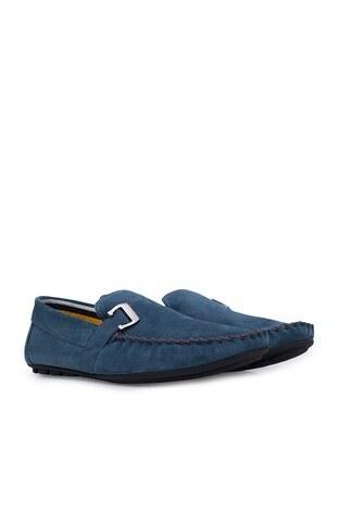 Navigli Hakiki Deri Erkek Ayakkabı 56442310S MAVİ