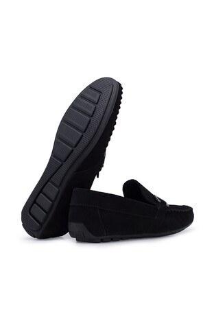 Navigli Süet Erkek Ayakkabı 56442310S SİYAH