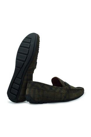 Navigli Hakiki Deri Erkek Ayakkabı 56442310SB HAKİ