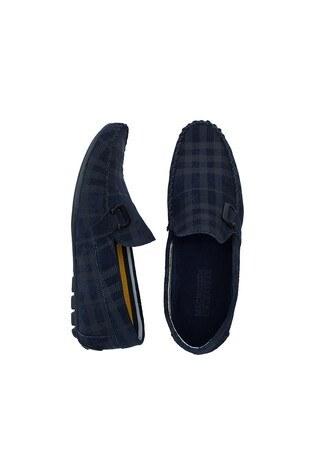 Navigli Hakiki Deri Erkek Ayakkabı 56442310SB LACİVERT