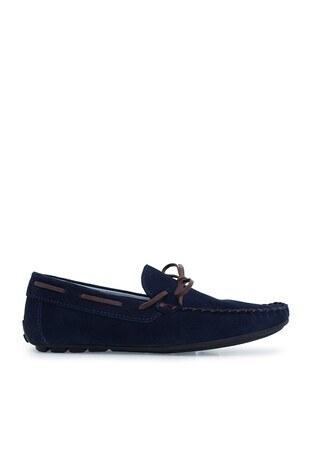 Navigli - Navigli Hakiki Deri Erkek Ayakkabı 56442311S LACİVERT