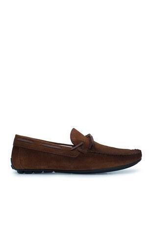 Navigli - Navigli Hakiki Deri Erkek Ayakkabı 56442311S TABA