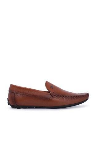 Navigli - Navigli Hakiki Deri Erkek Ayakkabı 56442313B TABA