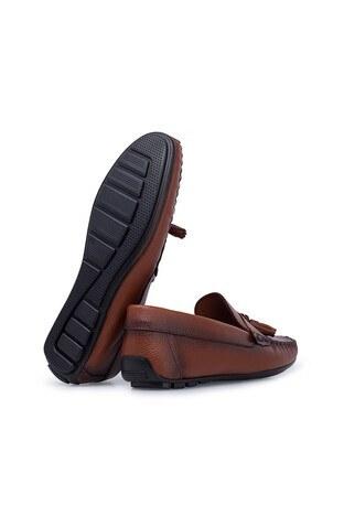 Navigli Hakiki Deri Erkek Ayakkabı 56442314B TABA