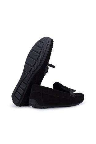 Navigli Hakiki Deri Erkek Ayakkabı 56442316S SİYAH