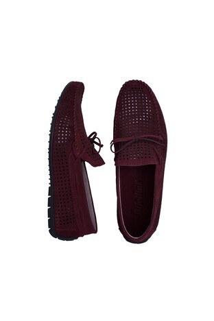Navigli Süet Erkek Ayakkabı 56441336S BORDO