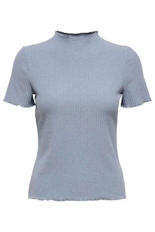 Only Onlemma Bayan T Shirt 15224967 MAVİ