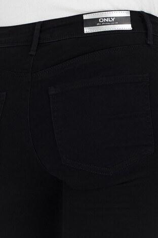 Only Onlida Jeans Bayan Kot Pantolon 15200938 SİYAH