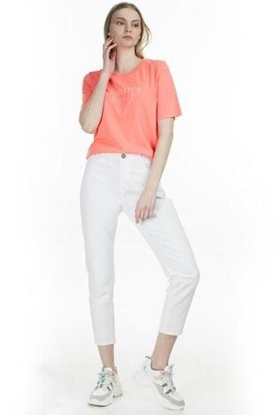 Only Onlkarol Bayan T Shirt 15199864 MERCAN