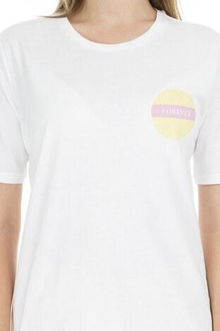 Only Onlmadeline Bayan T Shirt 15206145 EKRU