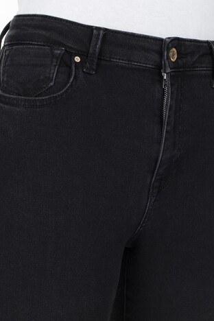 Only Onlpower Jeans Bayan Kot Pantolon 15181958 SİYAH