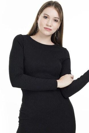 Only Onlshine Bayan Elbise 15190059 SİYAH-SİYAH