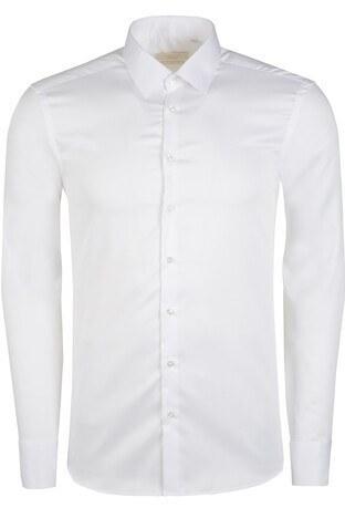 PERFETTO Erkek Gömlek 1890871 BEYAZ
