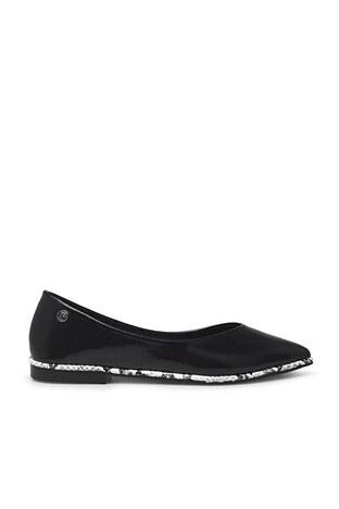 Pierre Cardin - Pierre Cardin Bayan Ayakkabı PC-51152 SİYAH