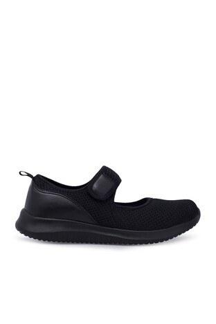 Pierre Cardin - Pierre Cardin Bayan Ayakkabı PC30166 SİYAH