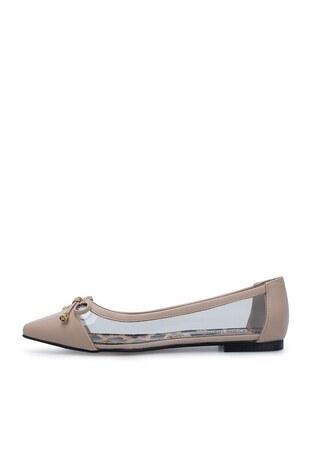Pierre Cardin Bayan Ayakkabı PC50142 BEJ