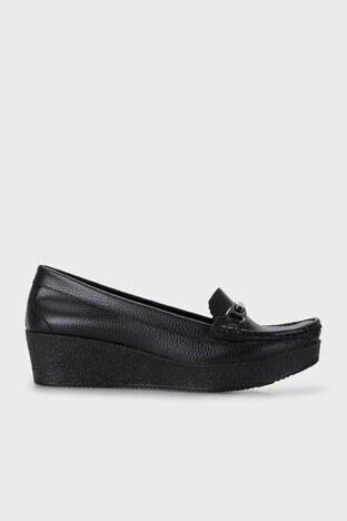 Pierre Cardin - Pierre Cardin Bayan Ayakkabı PC51676 SİYAH