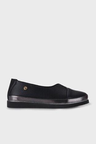 Pierre Cardin - Pierre Cardin Bayan Ayakkabı PC51677 SİYAH