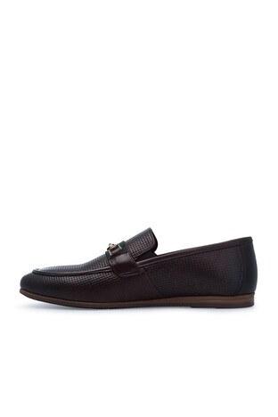 Pierre Cardin Deri Erkek Ayakkabı 0731191703H KAHVE