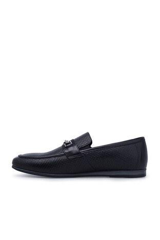 Pierre Cardin Deri Erkek Ayakkabı 0731191703H SİYAH