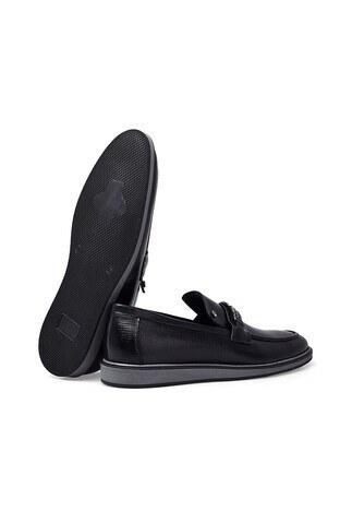 Pierre Cardin Deri Erkek Ayakkabı 073119582T SİYAH