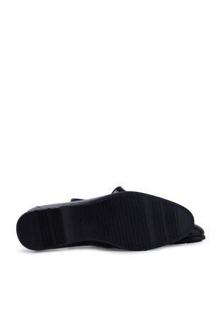 Pierre Cardin Deri Erkek Ayakkabı 073120059K SİYAH-RUGAN