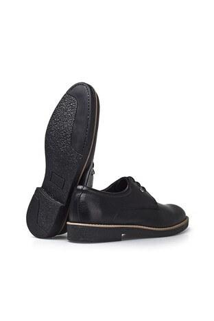 Pierre Cardin Deri Erkek Ayakkabı 073707855T SİYAH