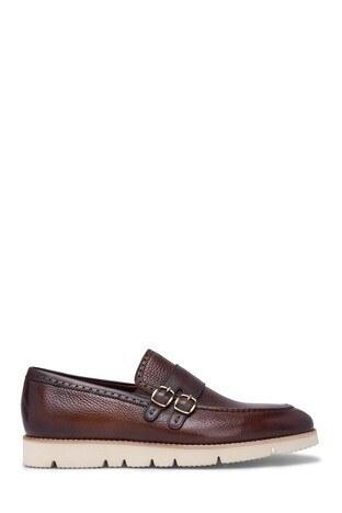Pierre Cardin - Pierre Cardin Erkek Ayakkabı 333207 KAHVE