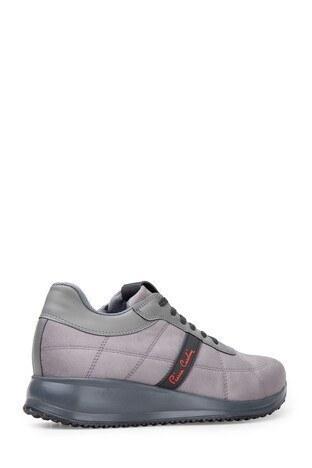 Pierre Cardin Erkek Ayakkabı K9529 GRİ SÜET