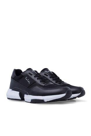 Pierre Cardin Erkek Ayakkabı PC30068 SİYAH-BEYAZ