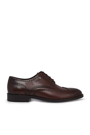 Pierre Cardin Hakiki Deri Klasik Erkek Ayakkabı 07337A4005N KAHVE